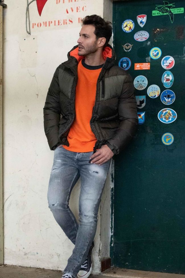 Munoz 900/15 tapered jeans grey N°3