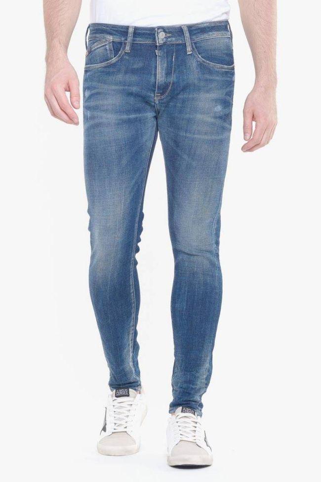 Power skinny 7/8ème jeans bleu N°2