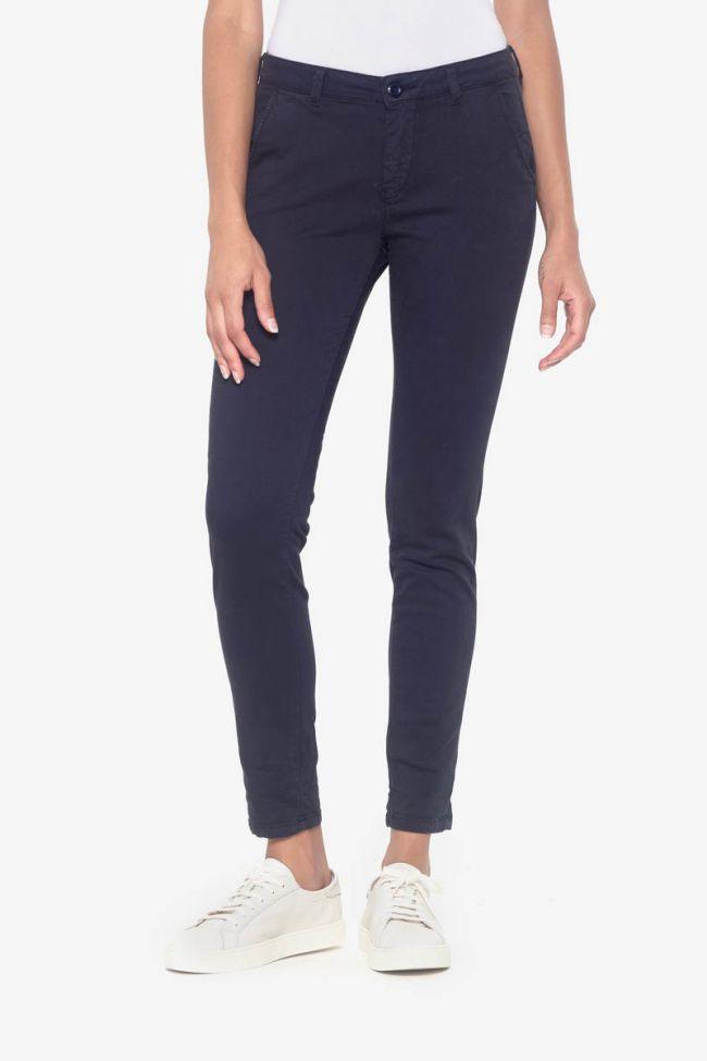 Dark navy color Lidy chino pants
