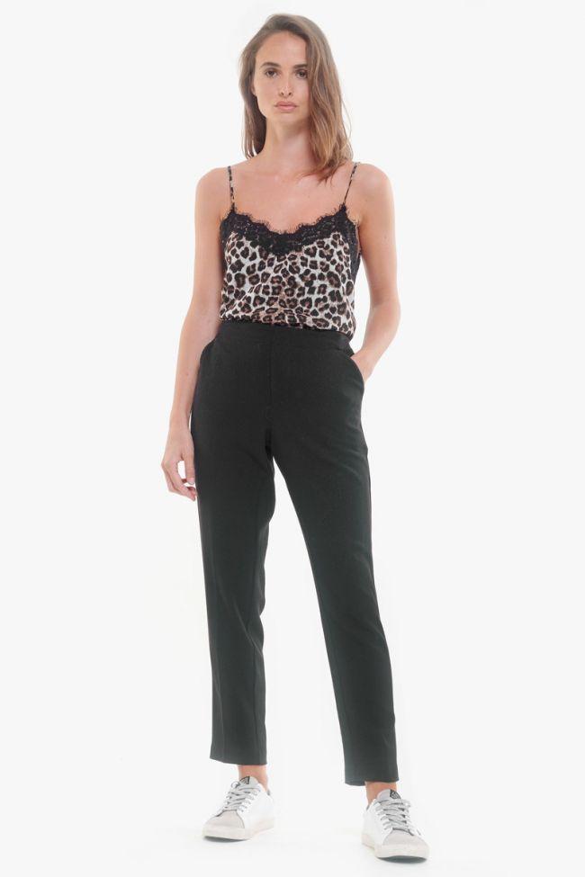 Glittery black Magy pants