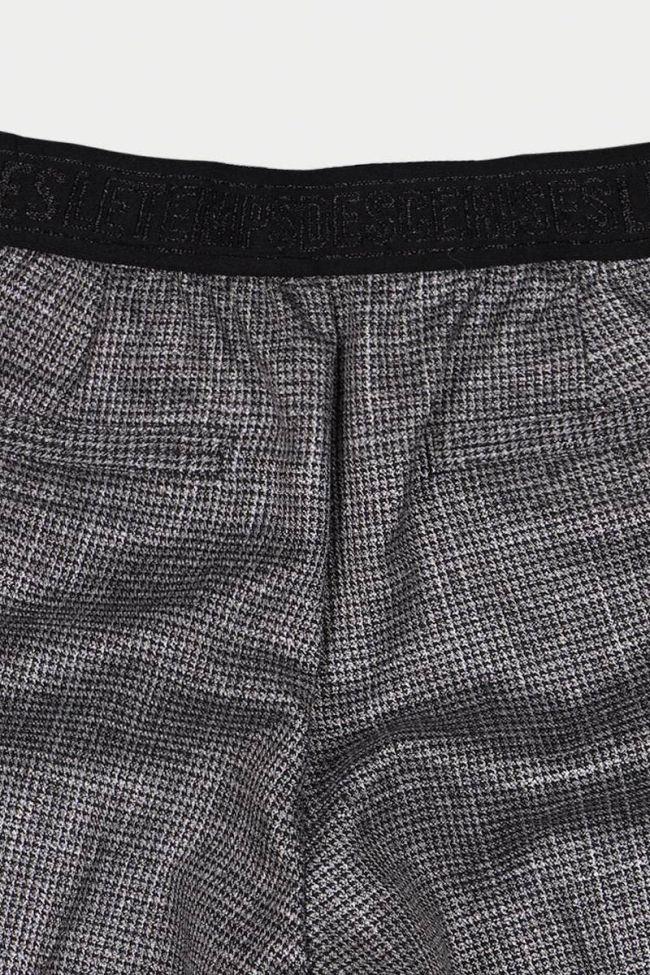 Pantalon Wellgi pied de poule