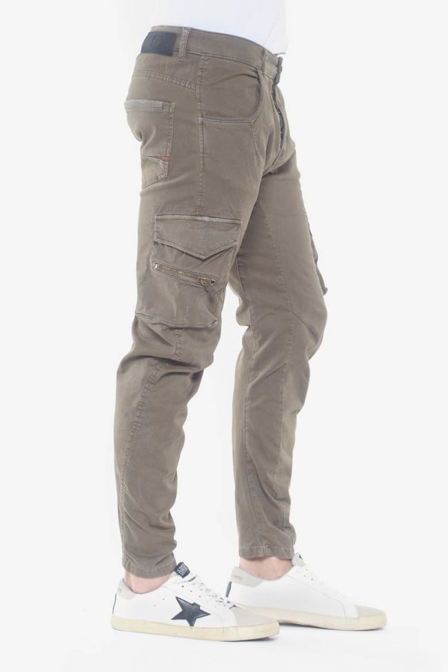 Khaki Mowa cargo pants