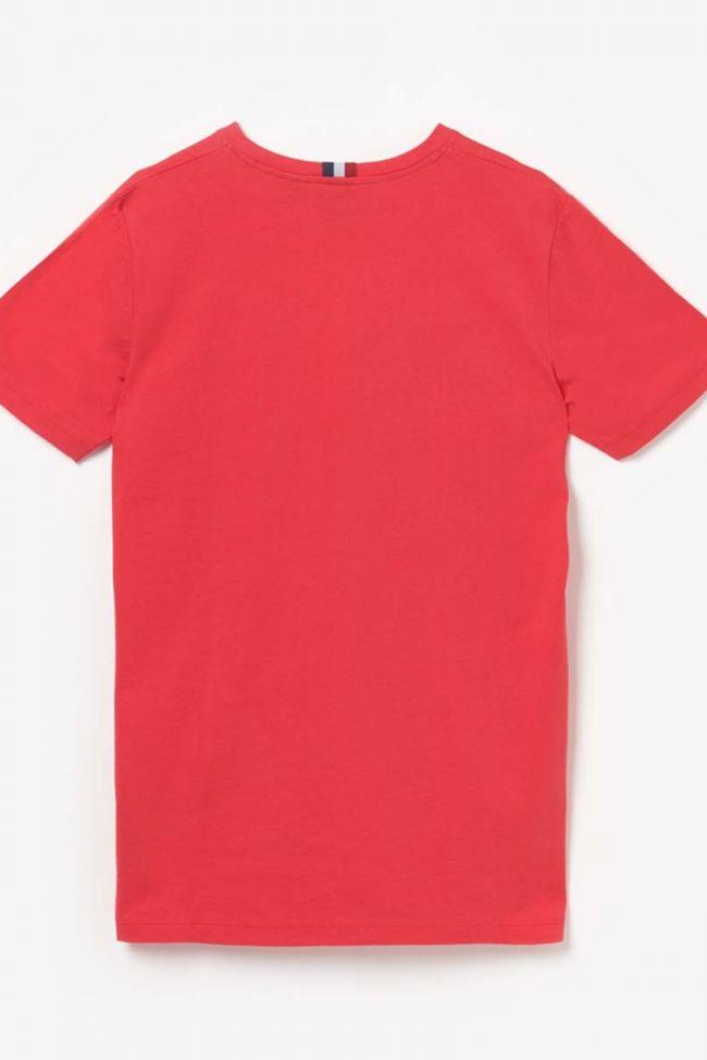 T-shirt Brankbo rouge