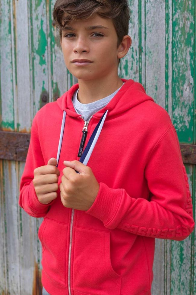 Red Kostabo sweatshirt