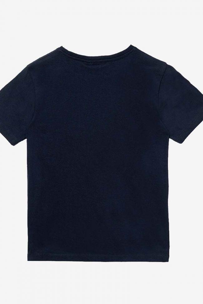Navy blue Makobo t-shirt