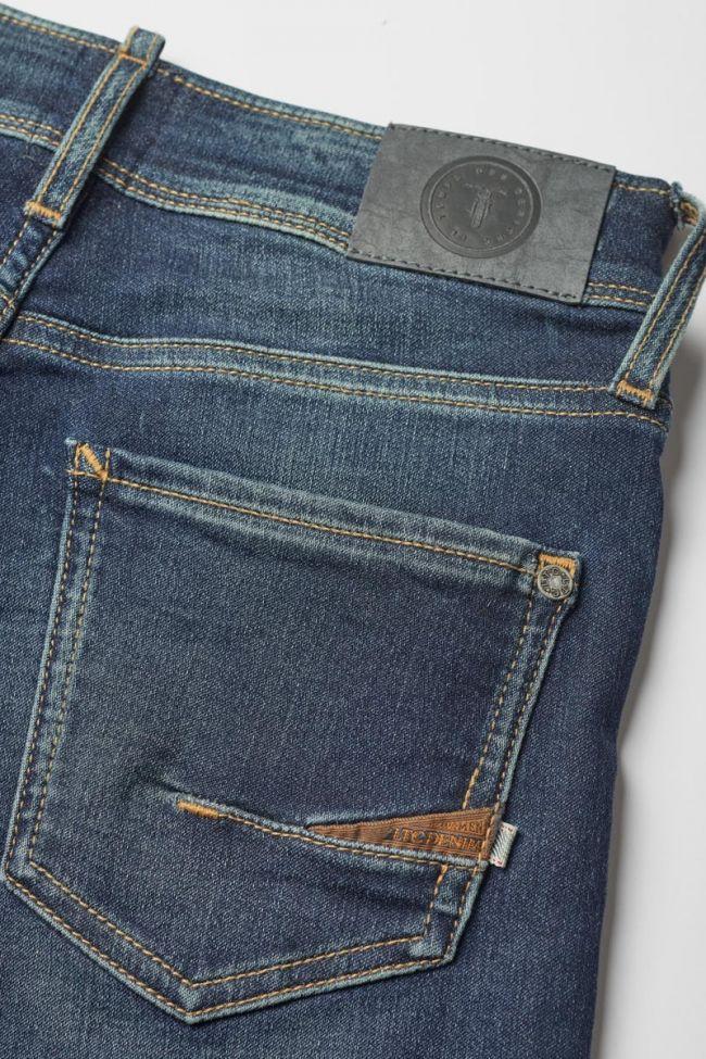 Blue slim Jogg jeans N°2