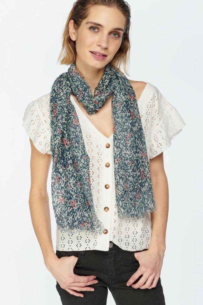 Flower pattern Ahora scarf