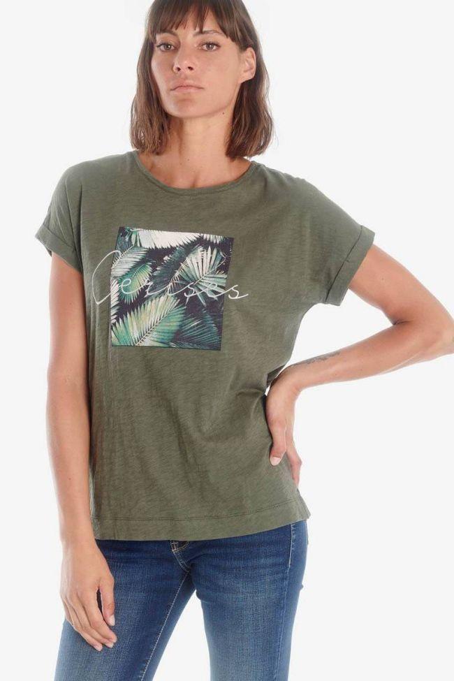 Khaki Alia t-shirt