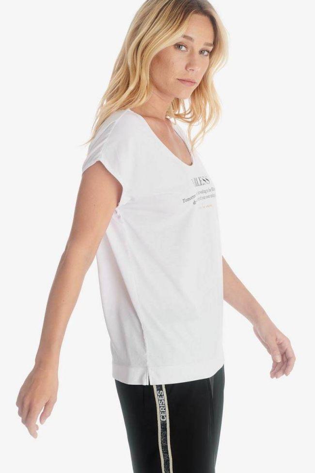 T-shirt Alina blanc