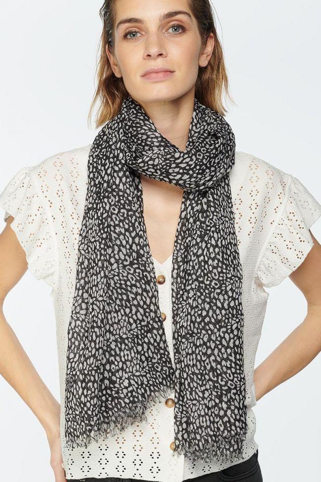 Black Bilu scarf