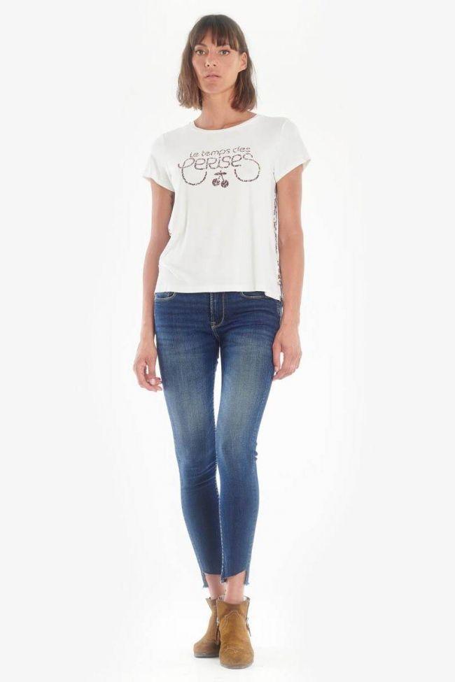 T-shirt Caya crème