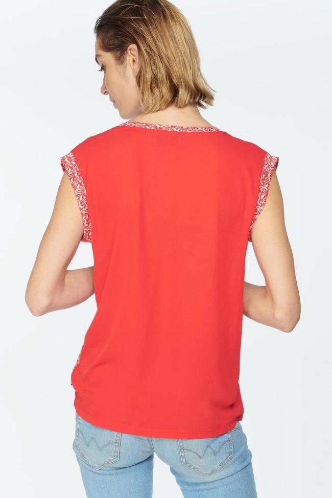 T-shirt Cima rouge
