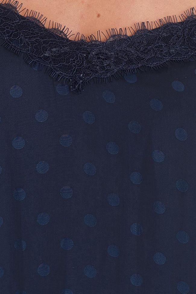 Dark blue Elbe camisole