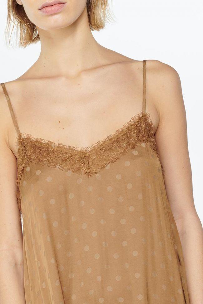 Latte Milos dress