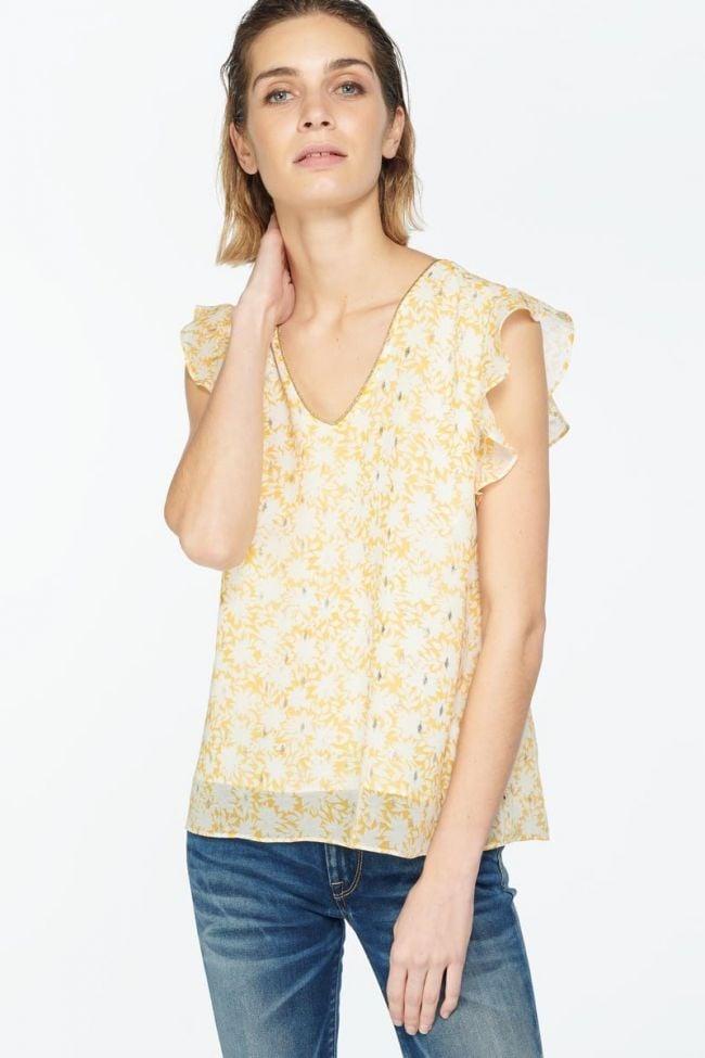 Yellow Murcie top