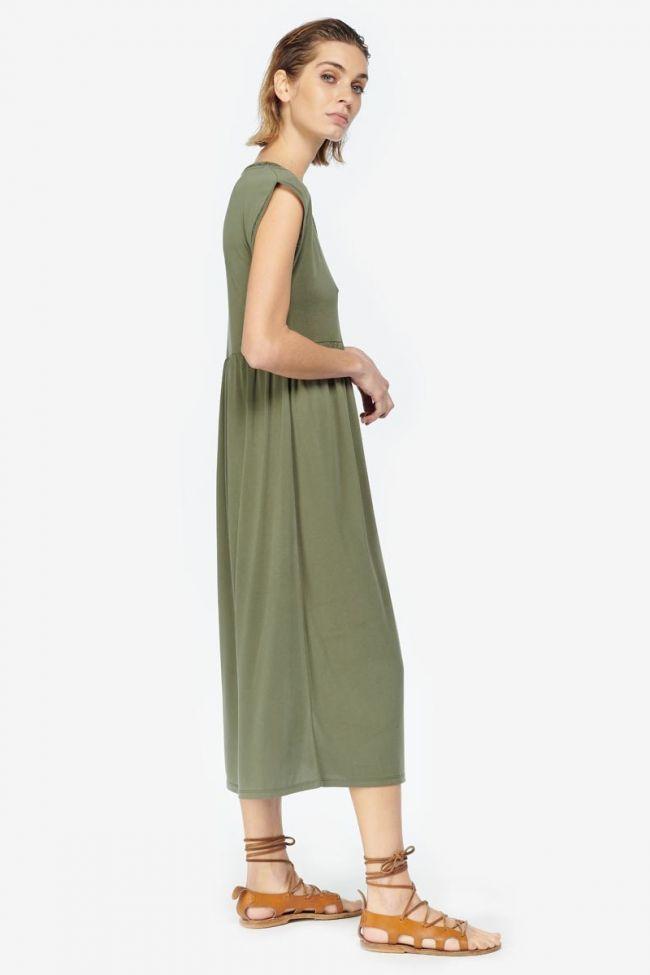 Khaki Natacha dress