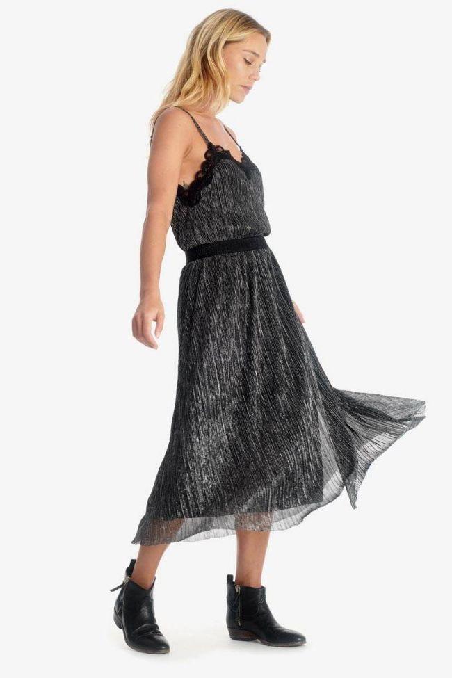 Silver Pina skirt