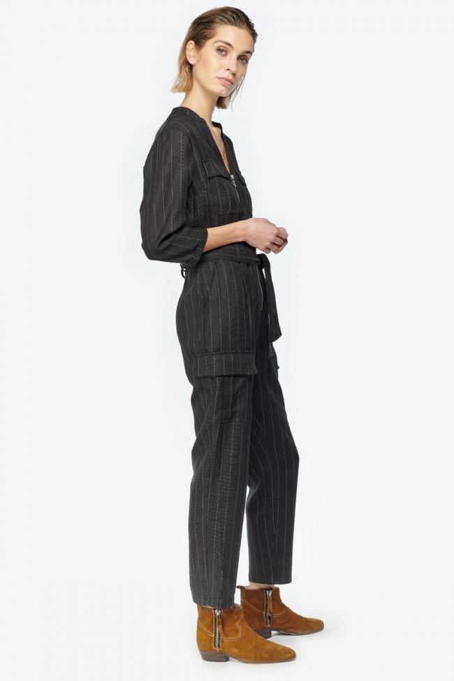 Black Sondra jumpsuit