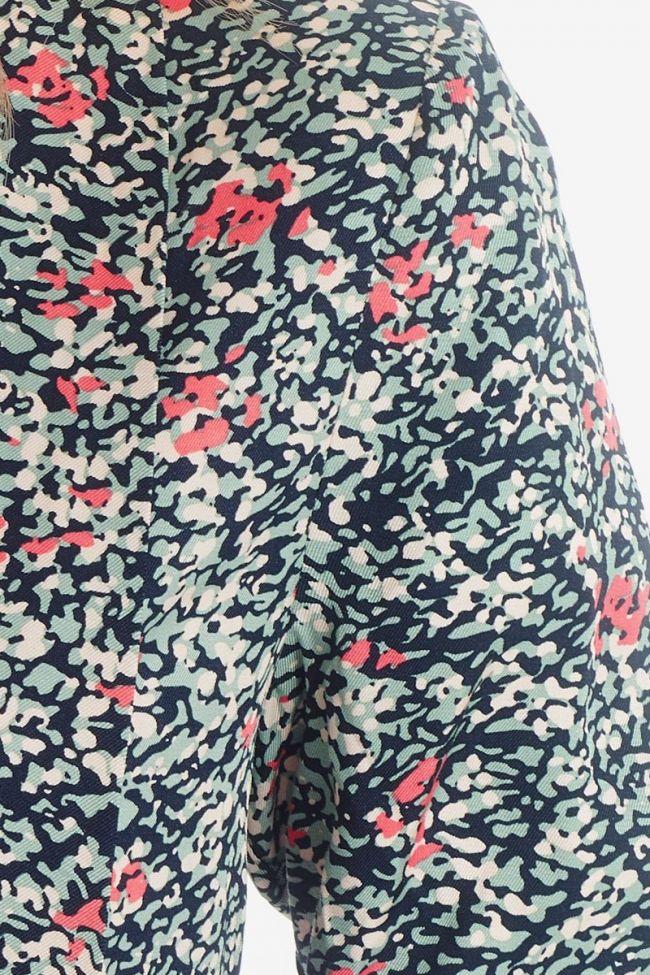 Almond floral pattern Surya jacket
