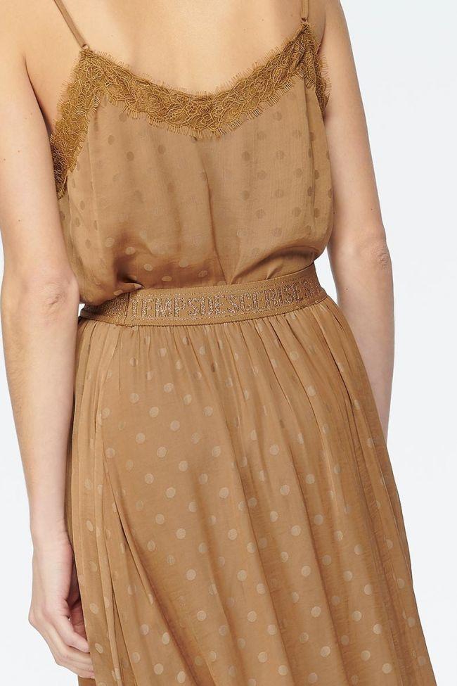 Latte Tick skirt