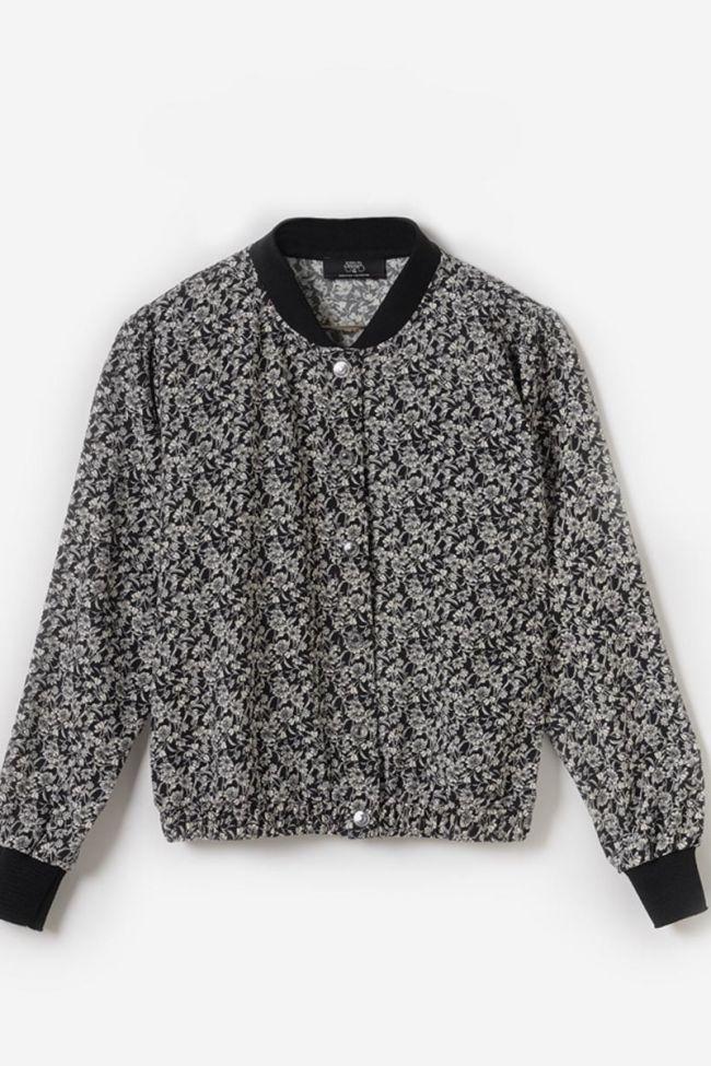 Black Ivanagi teddy jacket