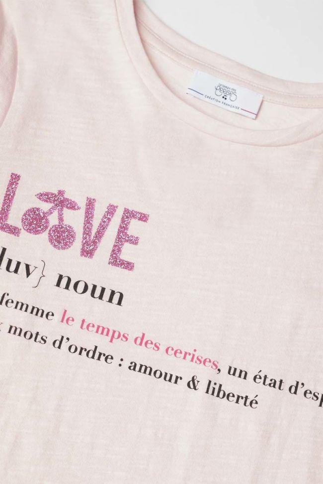 Pink Kendragi t-shirt