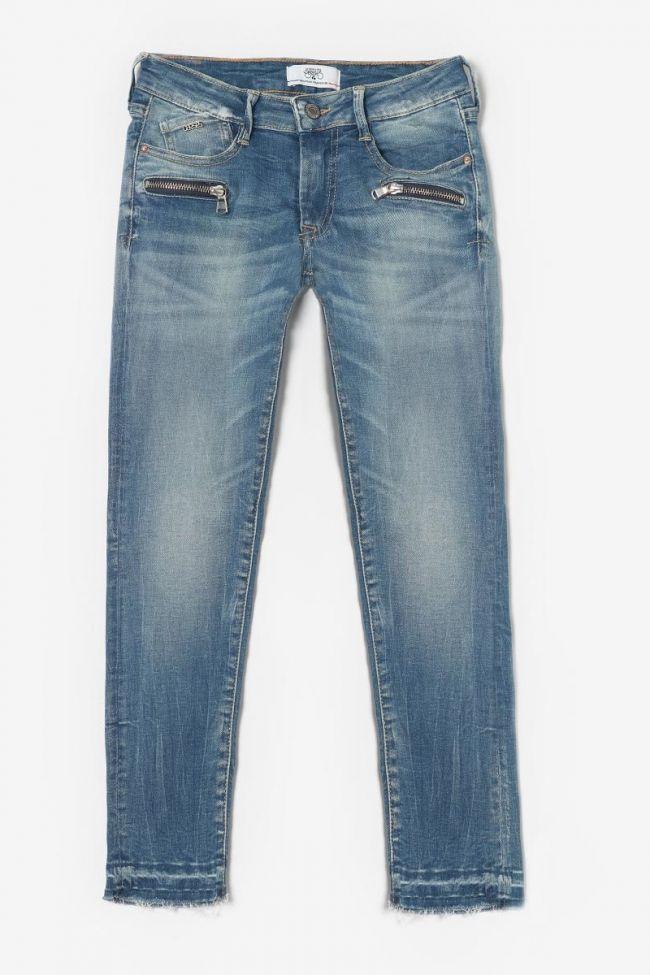 Jeans slim Motor bleu N°4