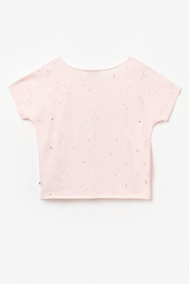 T-shirt Wakegi rose