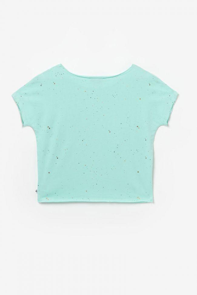 T-shirt Wakegi vert