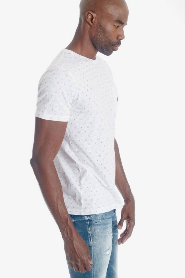 T-shirt Balsa blanc