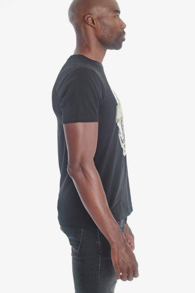 T-shirt Benton noir