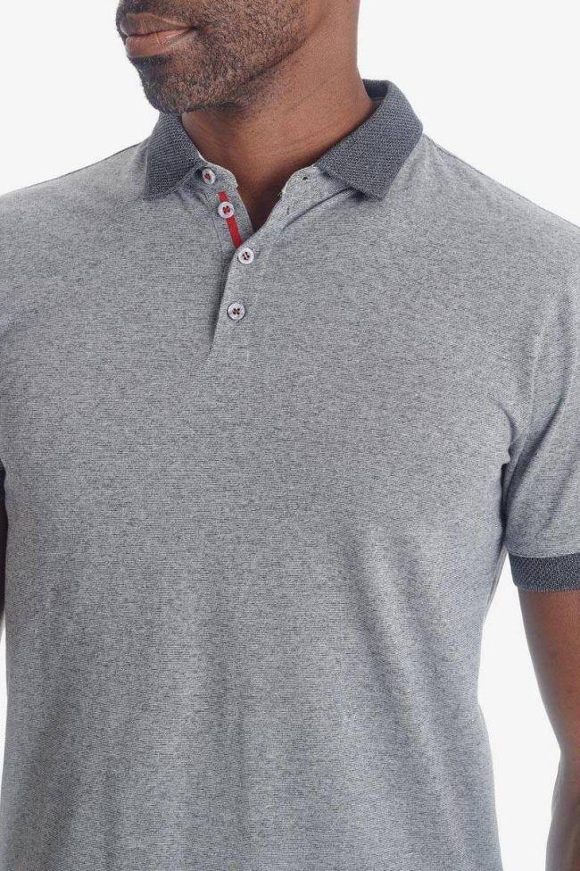 Grey Bomal polo shirt