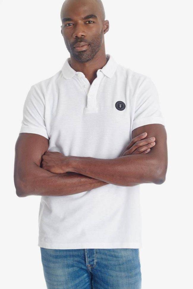 Polo Dylon blanc