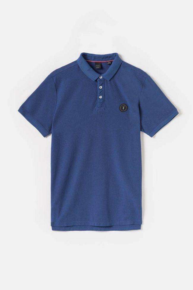 Blue Dylon polo