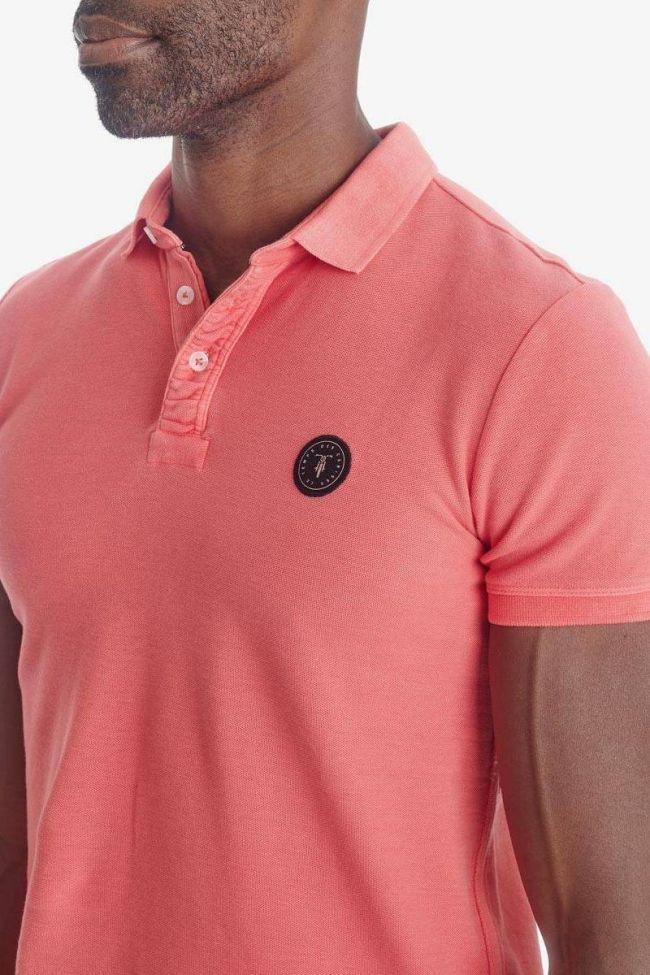 Pink Dylon polo shirt