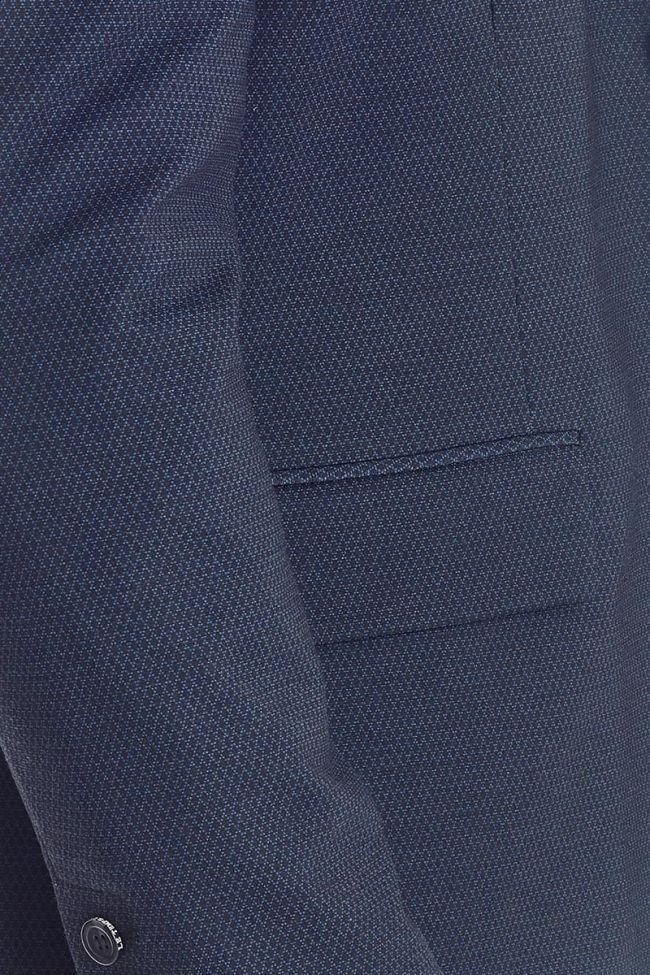 Dark navy Field blazer