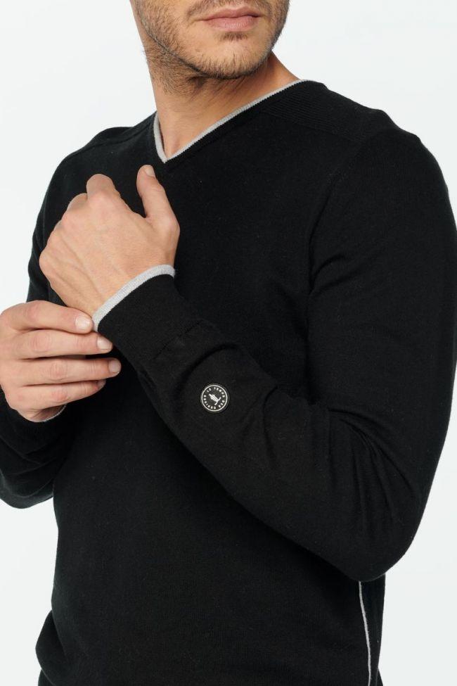 Black Janel pullover