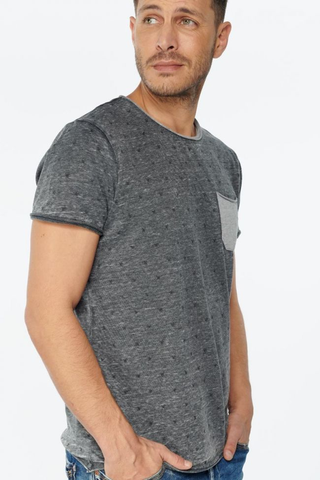 T-shirt Krez anthracite