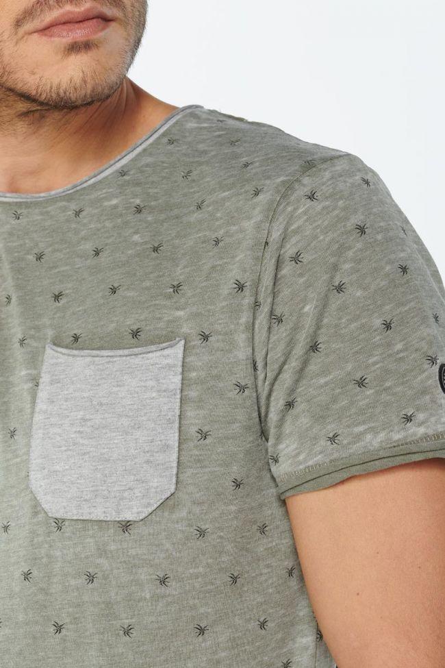 T-shirt Krez kaki