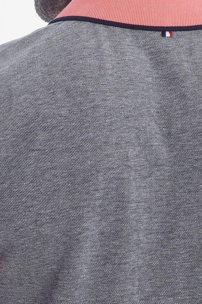 Navy Lino polo shirt