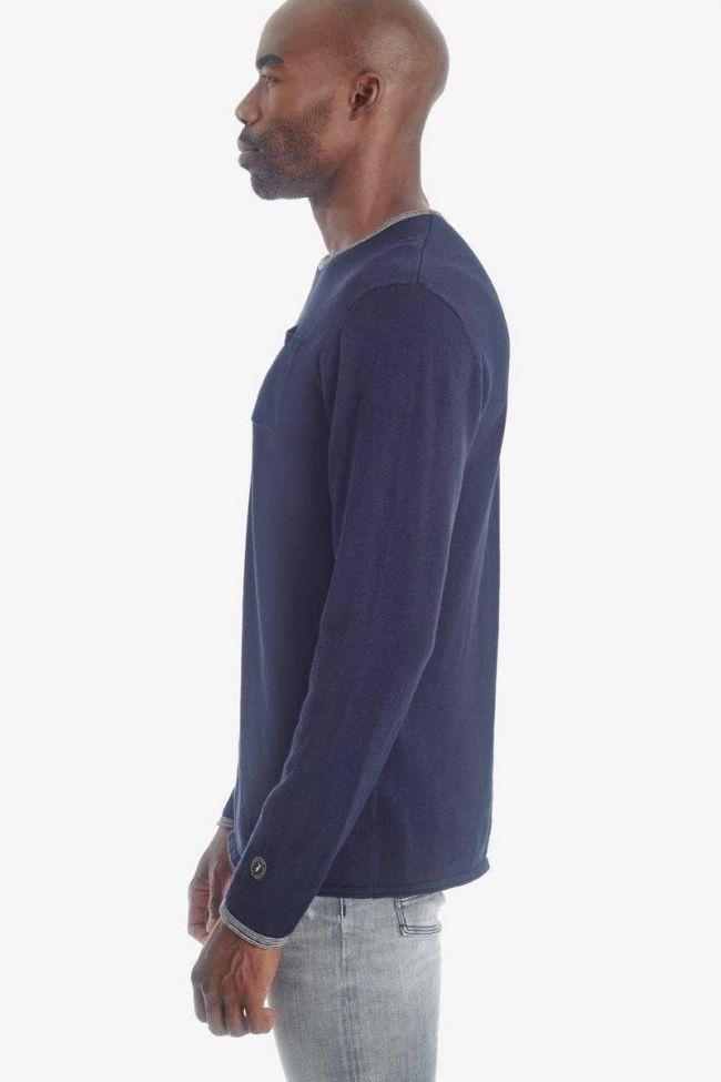 Navy Lisol pullover