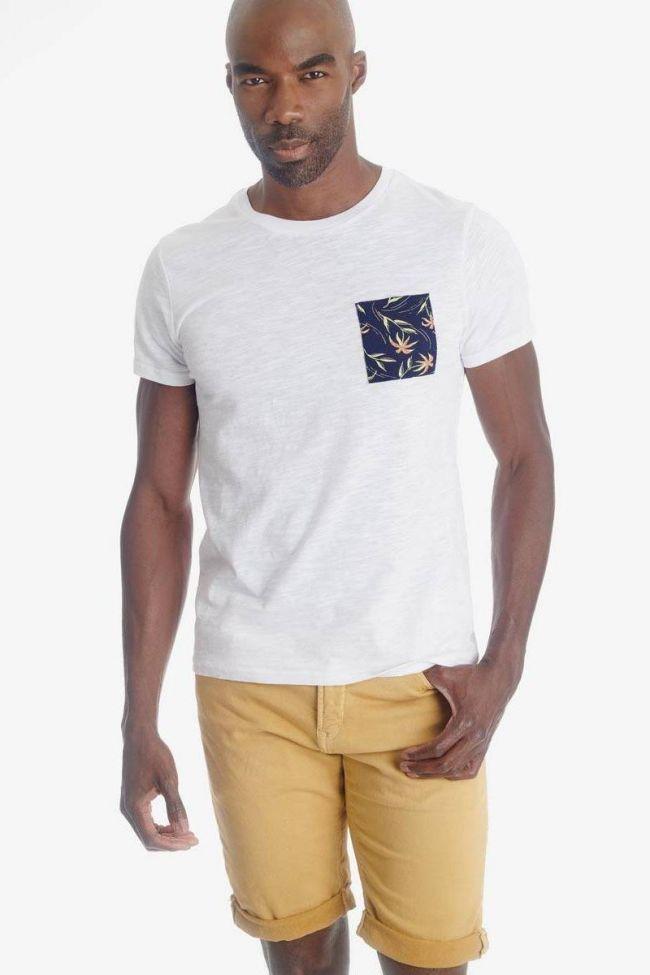 T- shirt Pilas blanc