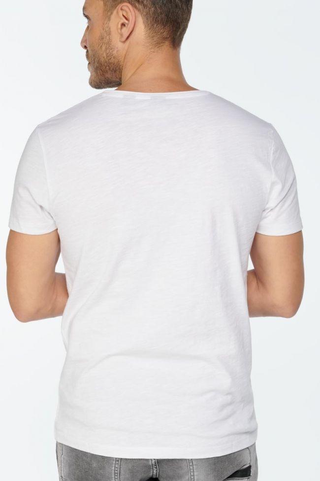 T-shirt Tezar blanc