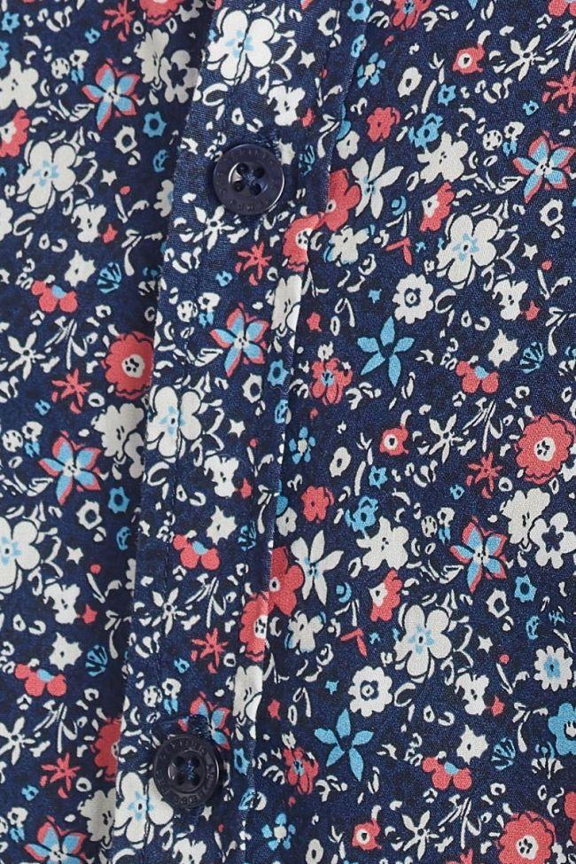 Chemise Trix à motif fleuri