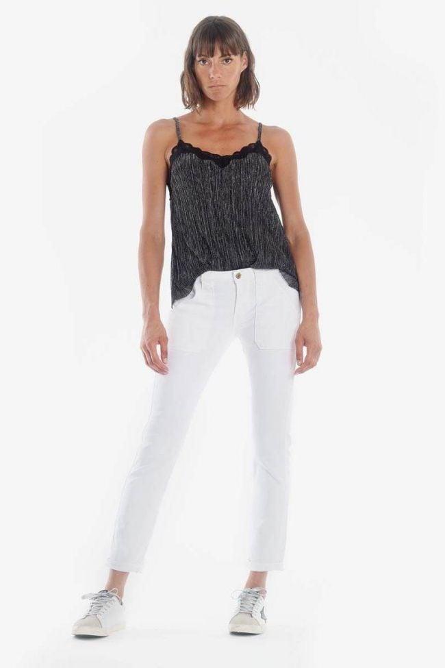 Ezra2 200/43 boyfit jeans blanc