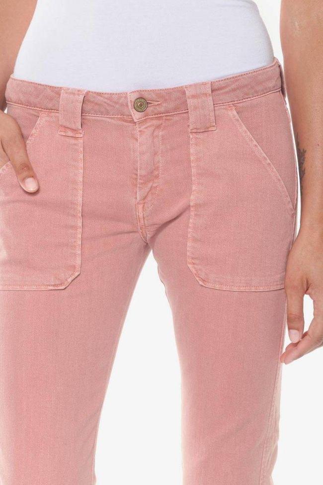 Ezra2 200/43 boyfit jeans pink
