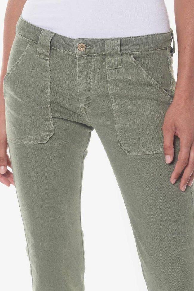 Ezra2 200/43 boyfit jeans kaki