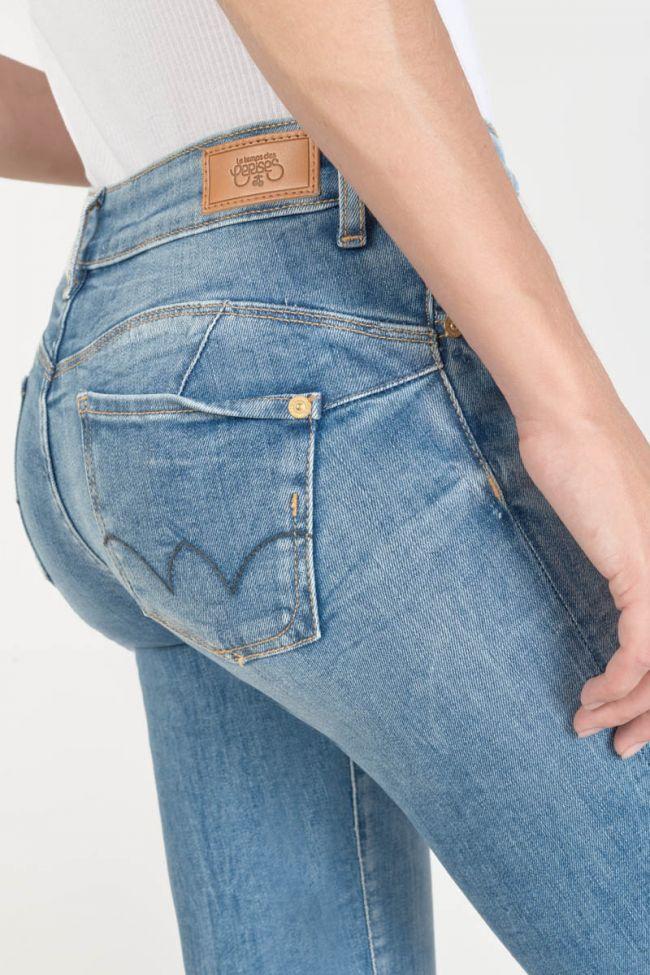 Fawn pulp slim 7/8th jeans blue N°4