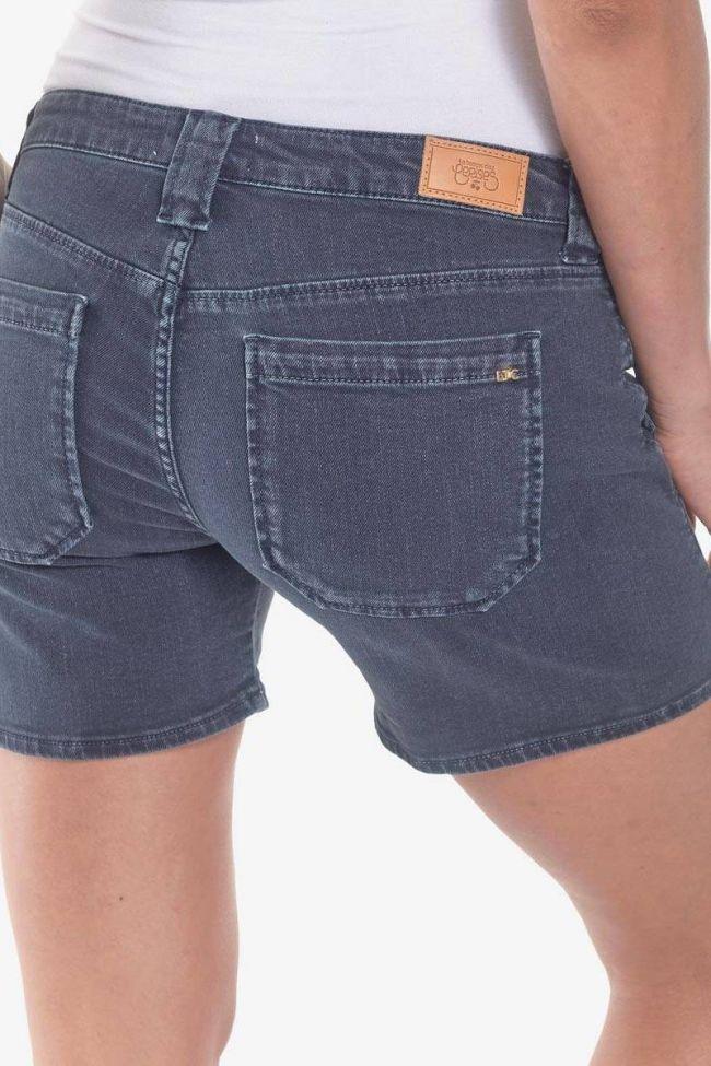 Short en jeans Olsen2 bleu marine