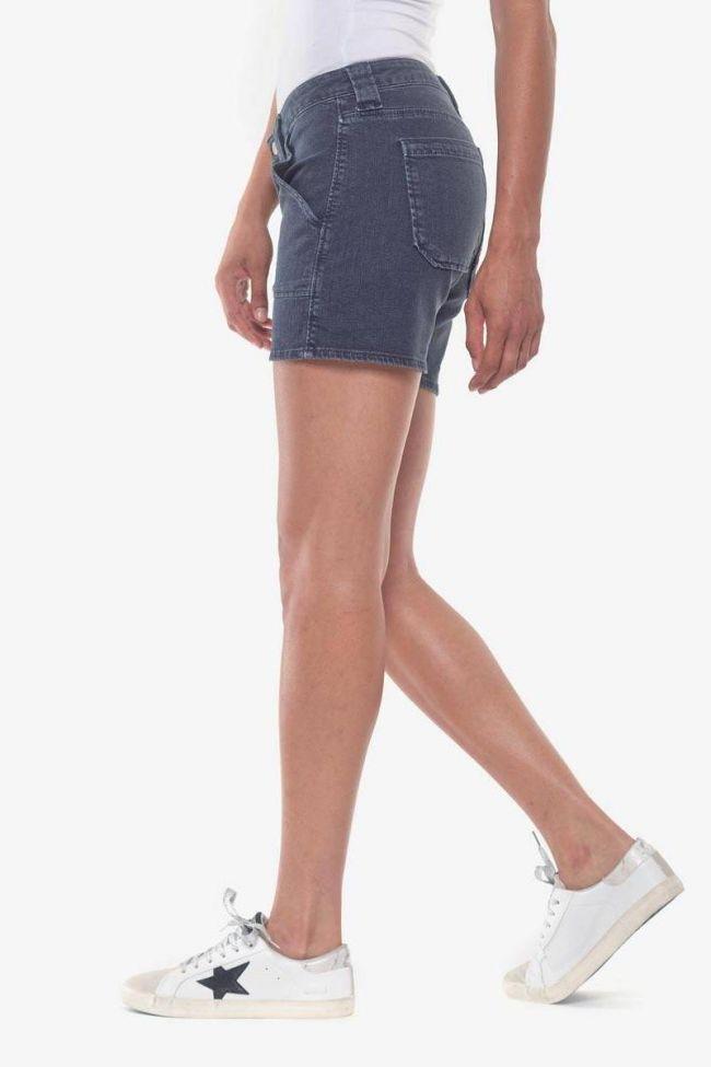 Navy blue denim Olsen2 shorts